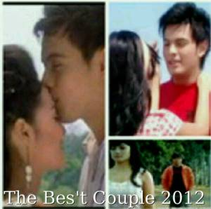 The Best Couple 2012